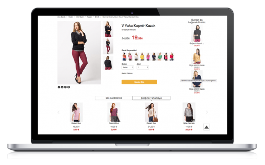 predictive personalization in real time - Perzonalization web recommendations