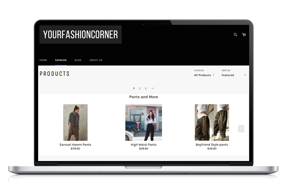Need greater control? Create custom recommendations by specifying dynamic filters to maximize relevancy for your shoppers.