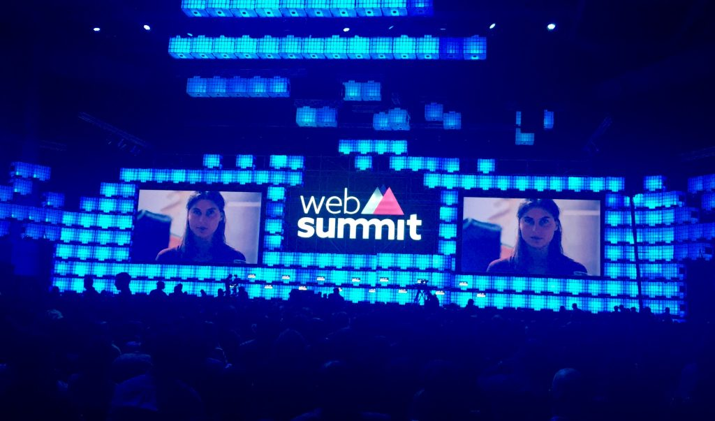 WebSummit 2016 Lisbon