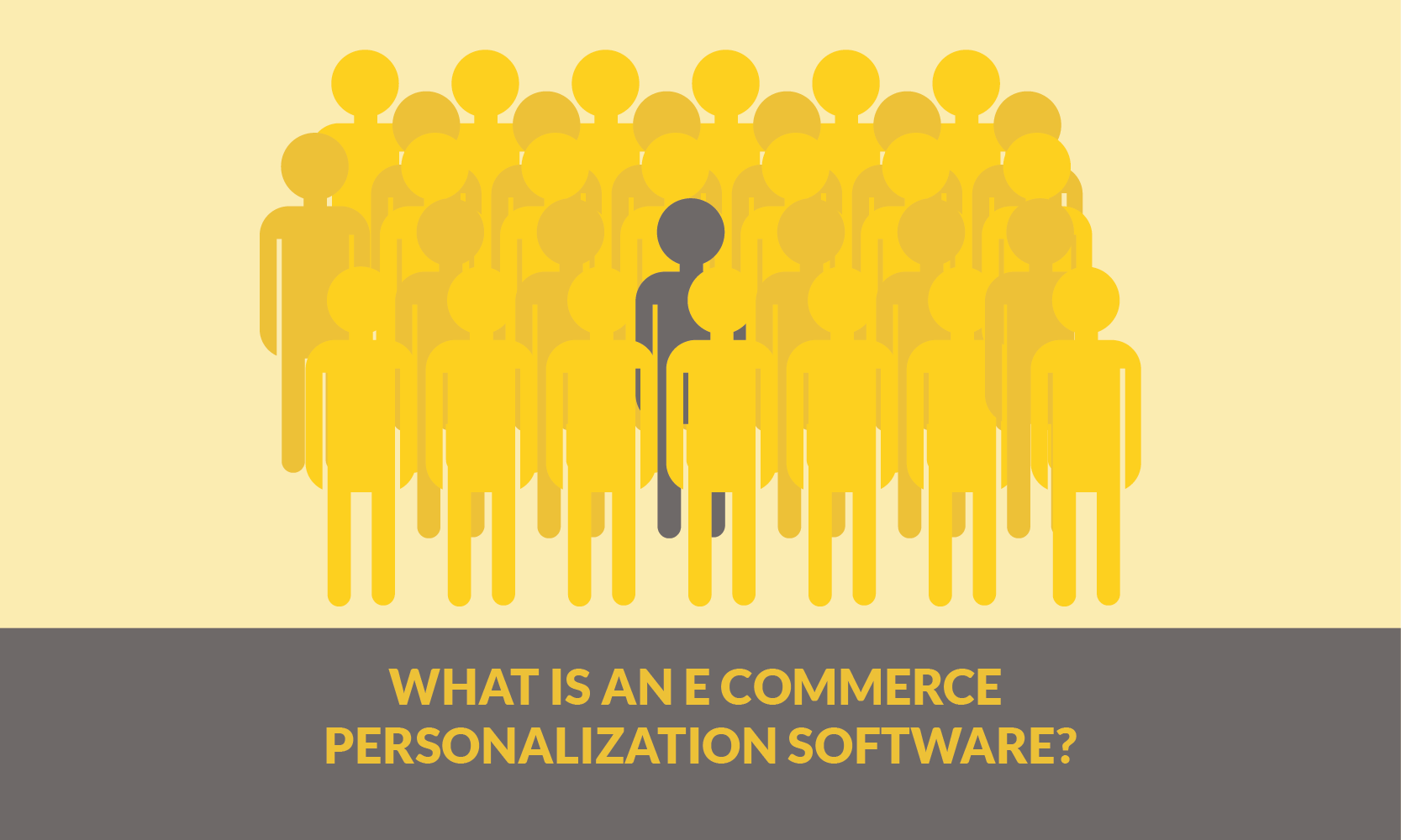 What Is An eCommerce Personalization Software | Features of a Neatly Designed Personalization Software | How To Choose Your Personalization Software Vendor