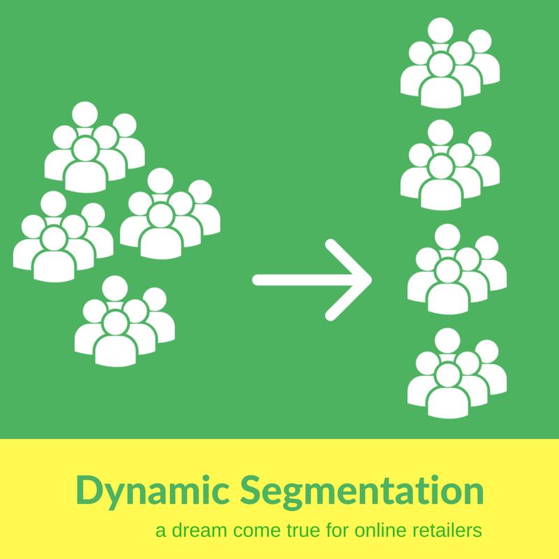 Dynamic Segmentation for E-commerce