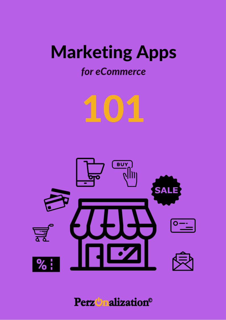 Marketing Apps for eCommerce 101