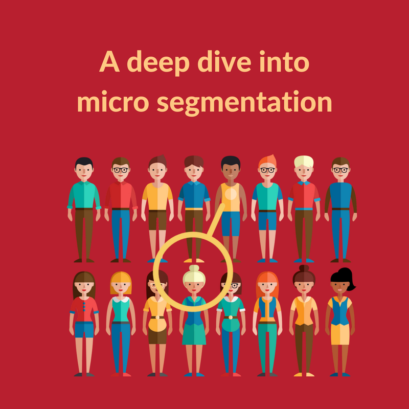 Microsegmentation marketing for eCommerce