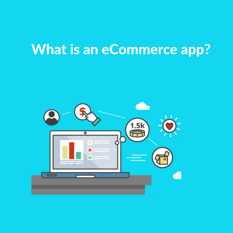 What is an eCommerce app