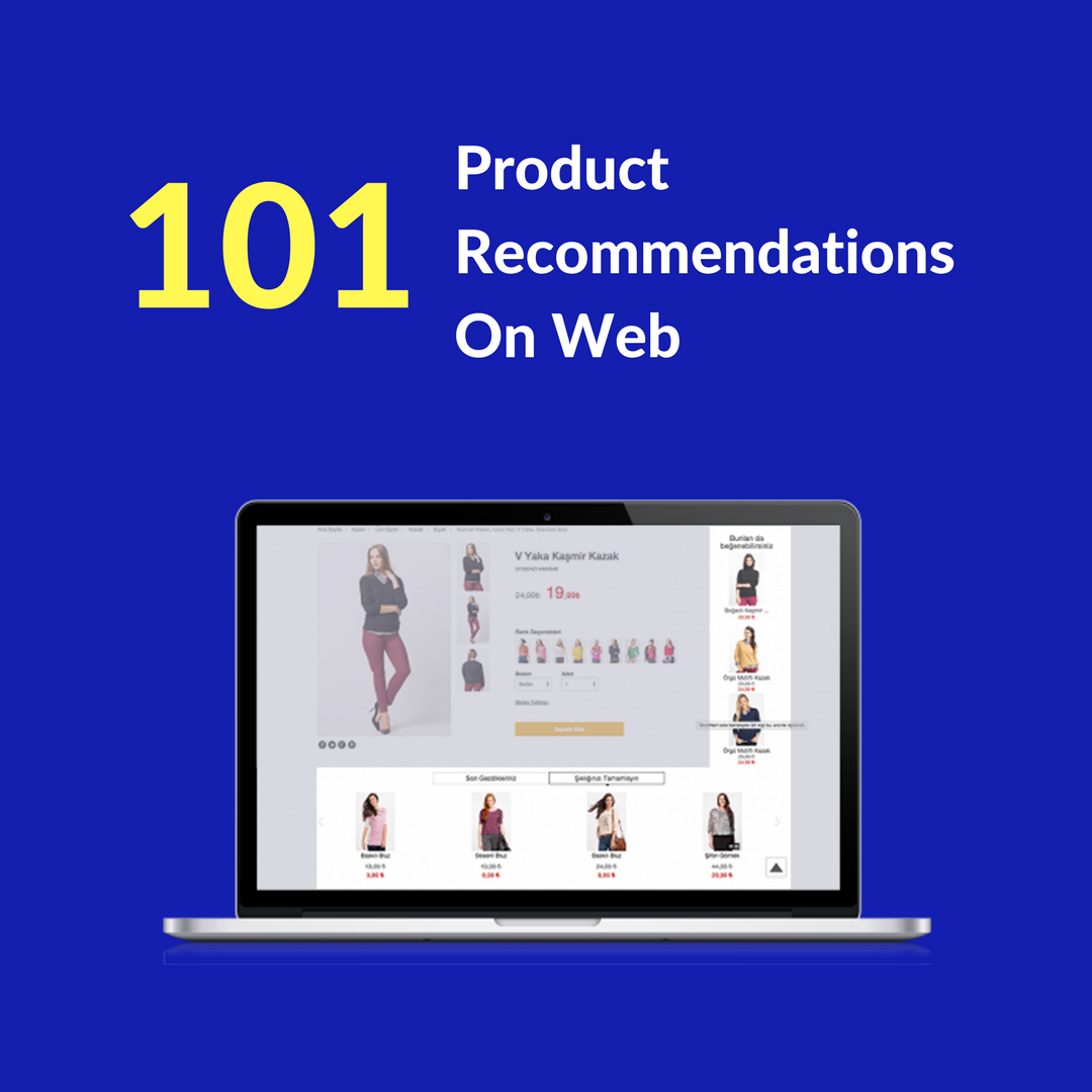 How To Use Product Recommendations On Web Is A Usage Guide For Perzonalization's Admin Panel And Includes Pages, Design And Custom Recommendations.
