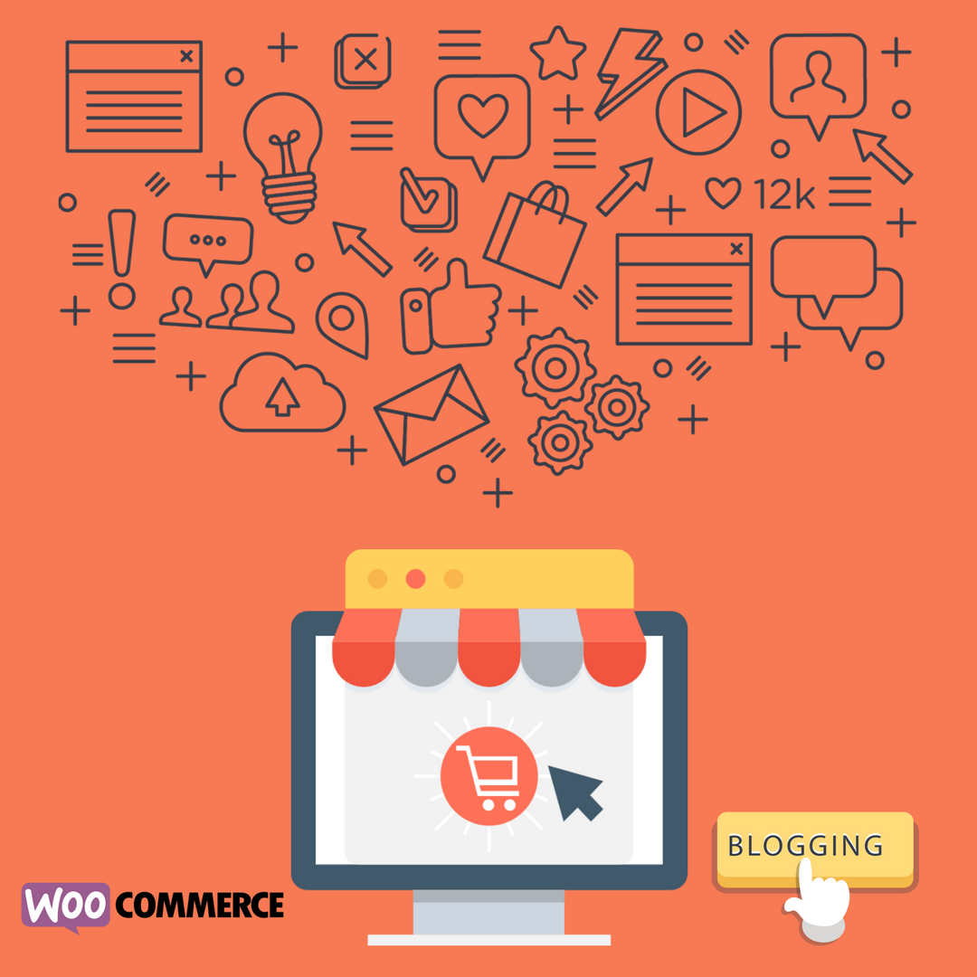 WooCommerce is the biggest eCommerce platform in the world. In this article, find out how a blogger can benefit from WooCommerce extension.
