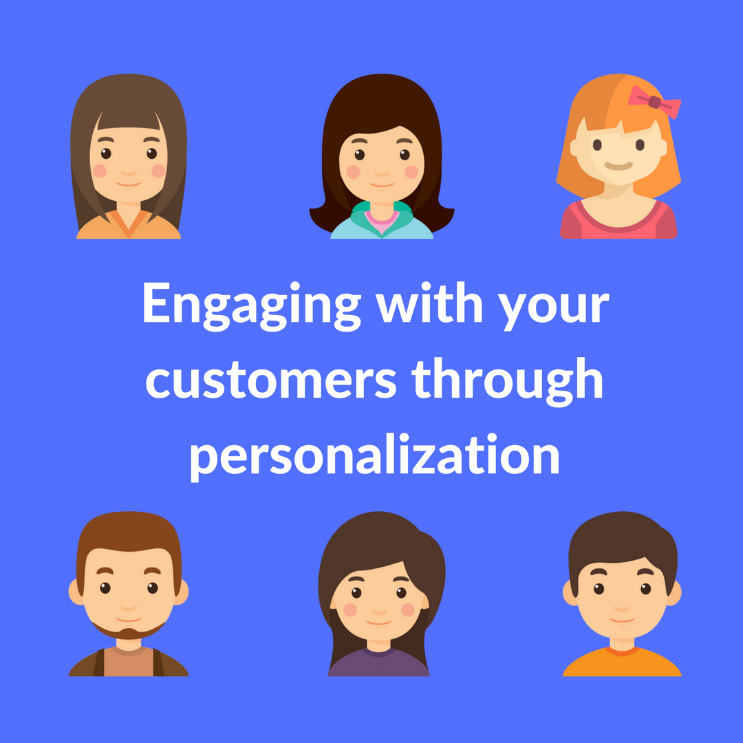 Customer Engagement Is eCommerce's Key Performance Indicator And Investing On Personalization Is a Great Way To Drive Engagement and Customer Loyalty.