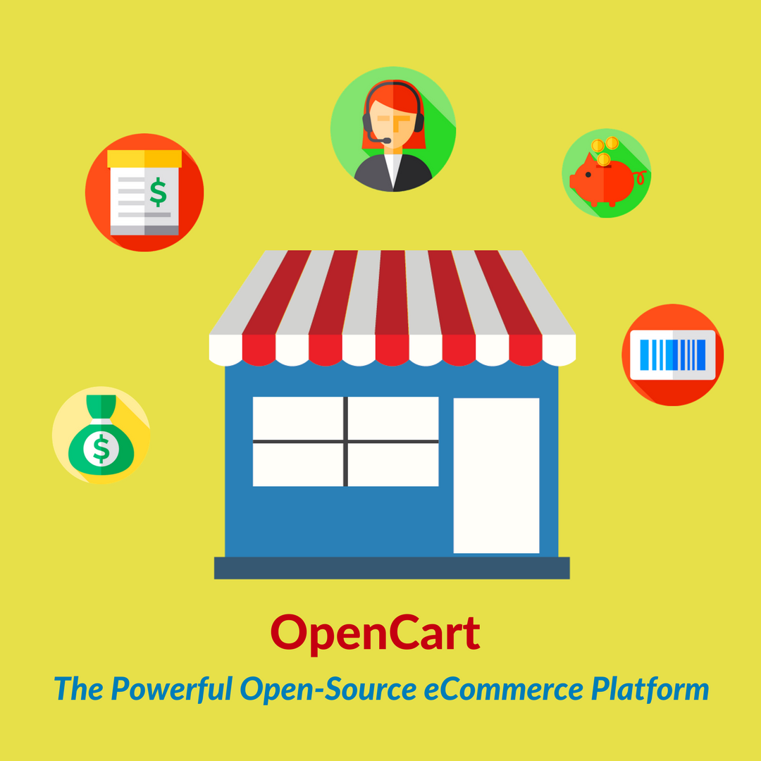OpenCart is a user-friendly, affordable and formidable ecommerce software offering a wide range of modules ranging from logistics to personalization.