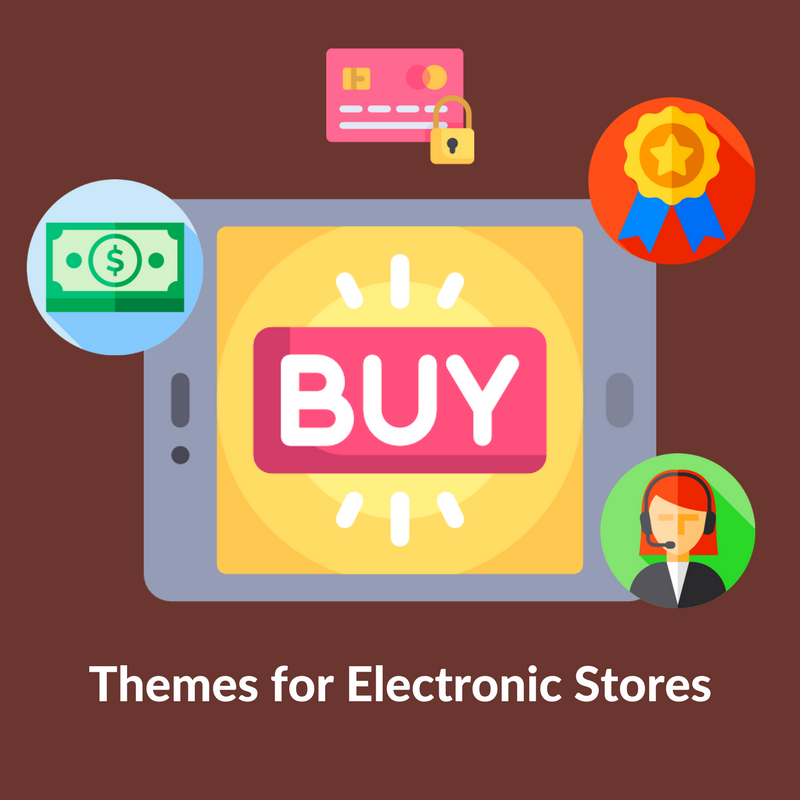 WooCommerce Electronic Store Themes | How They Can Save You