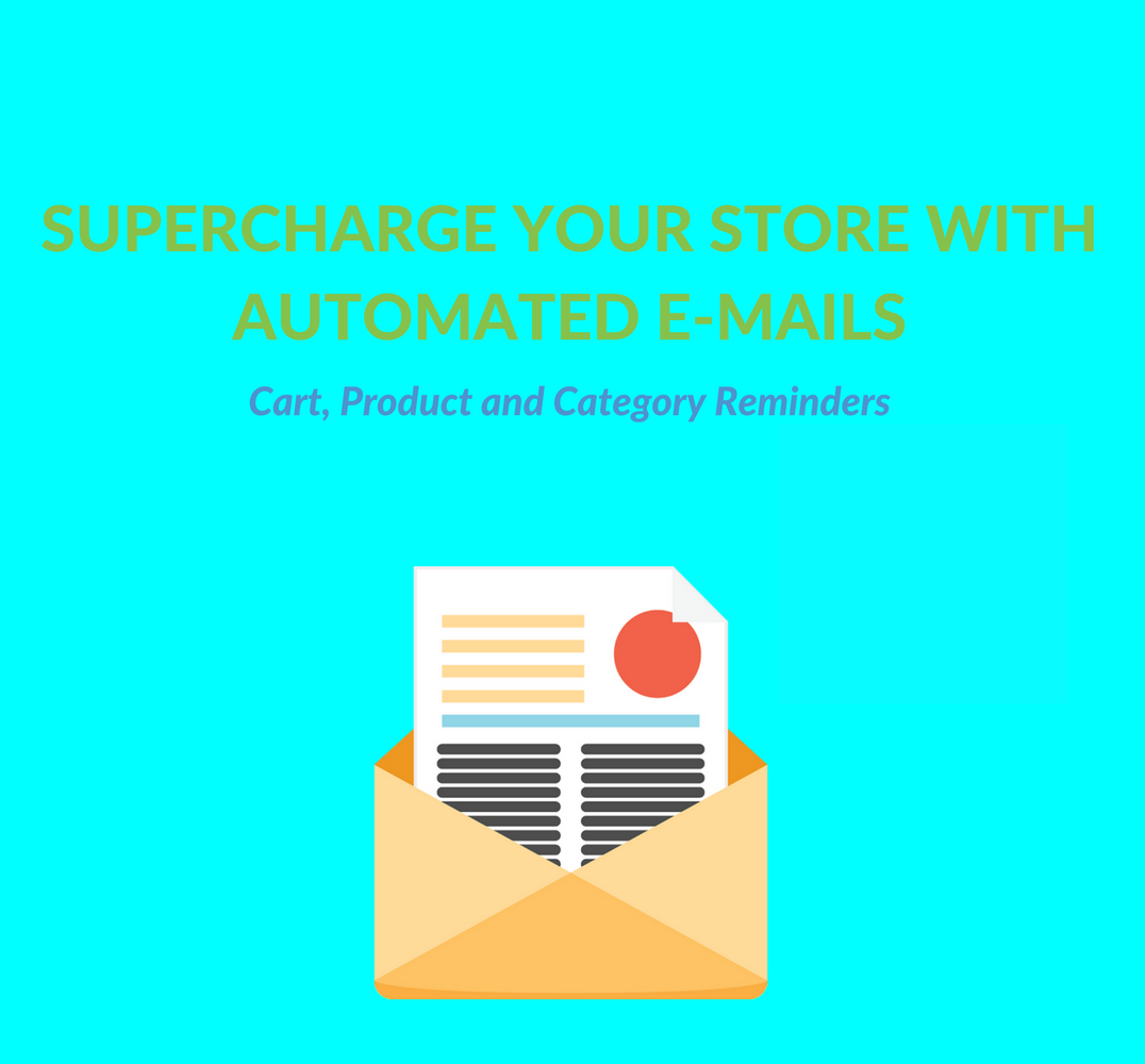 Even if you have a small eCommerce business, you need to use the automated eCommerce emails for your own advantage. Learn how to convert visitors with autoresponders.