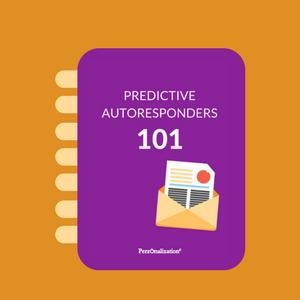 E-Book Cover: Predictive Autoresponders 101