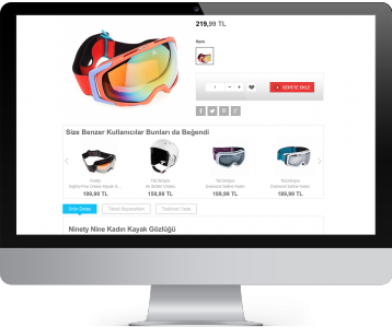 Personalized Product Detail Page Recommendations | Perzonaliization