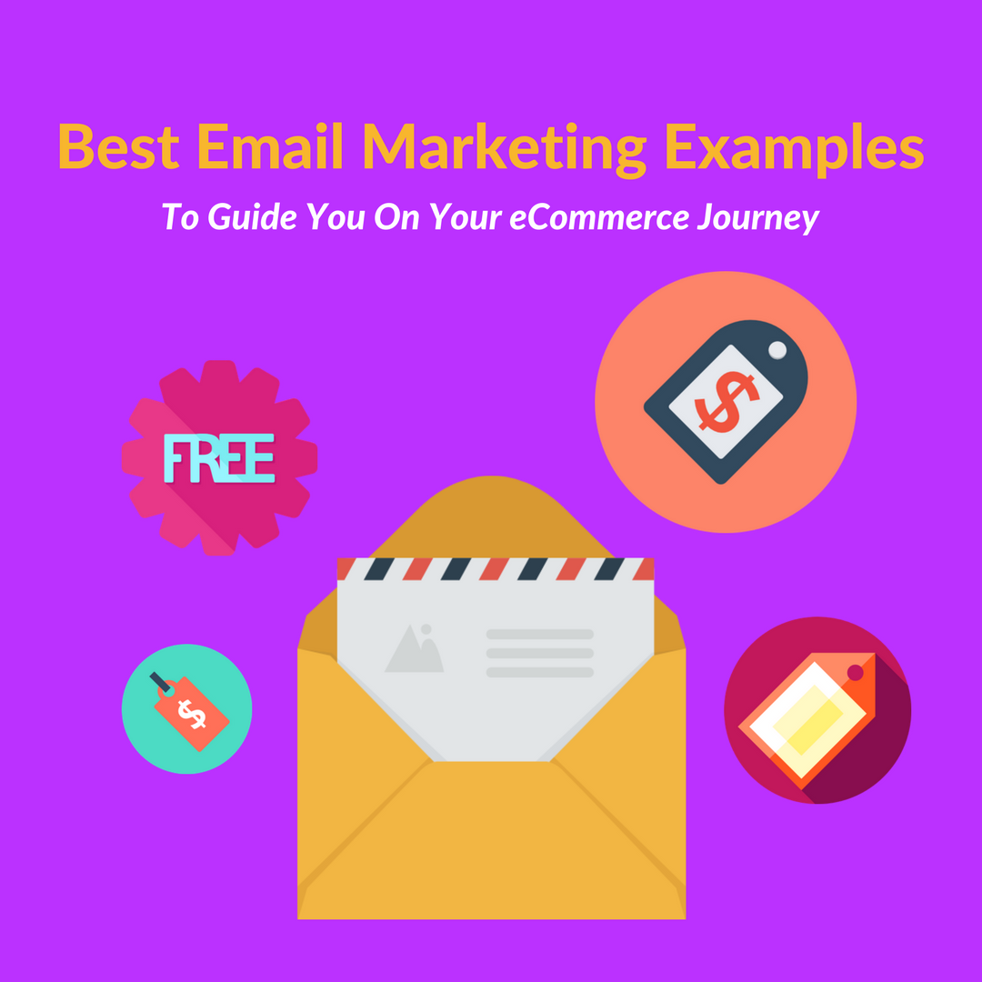 It's not a surprise that best email marketing examples usually come from the eCommerce websites as email is a great retention tools for online retailers.