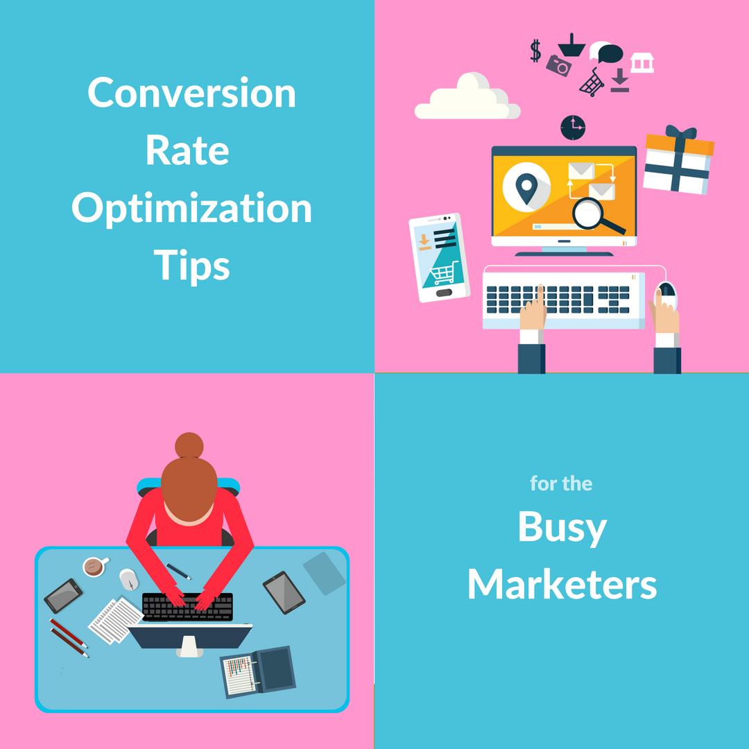 Is your eCommerce website attracting regular visitors? Then it's time to start focusing on Conversion Rate Optimization. Find out great tips for CRO!