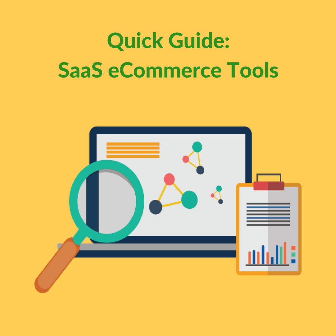 A Quick Guide to SaaS eCommerce Tools | Perzonalization