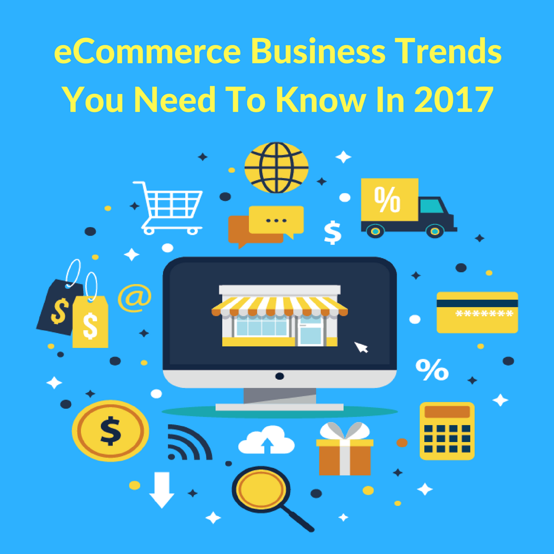 These eCommerce trends 2017 shared by Perzonalization have changed eCommerce business. Let us look at the trends that defined eCommerce business this year.
