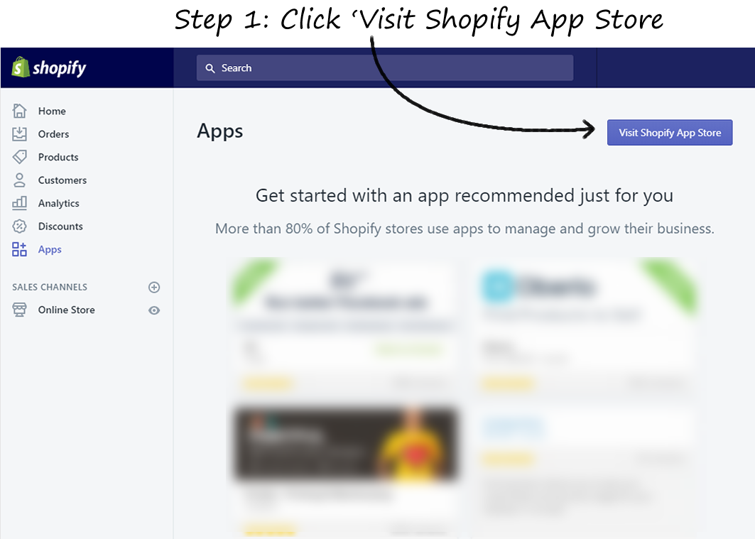 Shopify App for Personalized Product Recommendations | Perzonalization