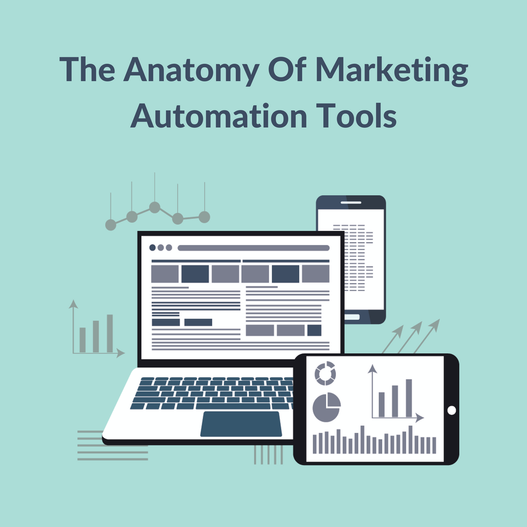 Marketing automation tools helps marketers and businesses carry out automated marketing campaigns – like automated email campaigns.
