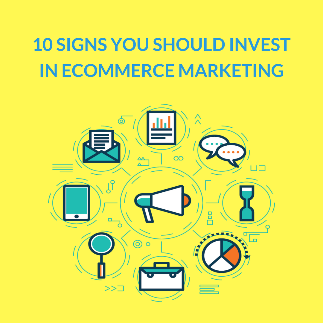Even if your business is growing, there's always scope for more growth. And that extra growth will always come with a good eCommerce marketing strategy