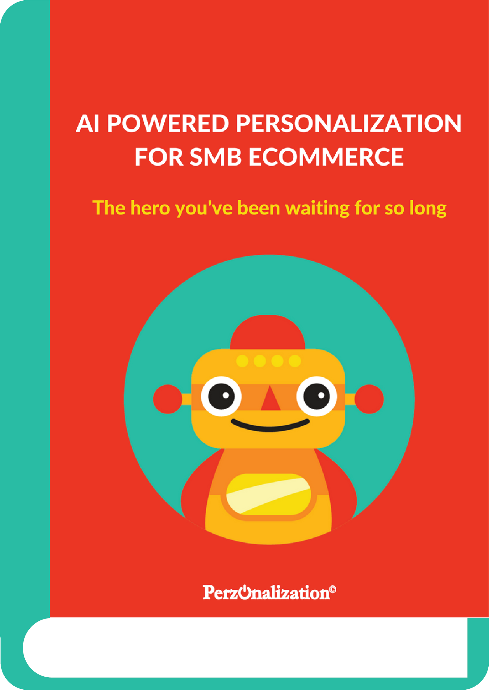 AI powered personalization for small and medium sized eCommerce businesses -free ebook