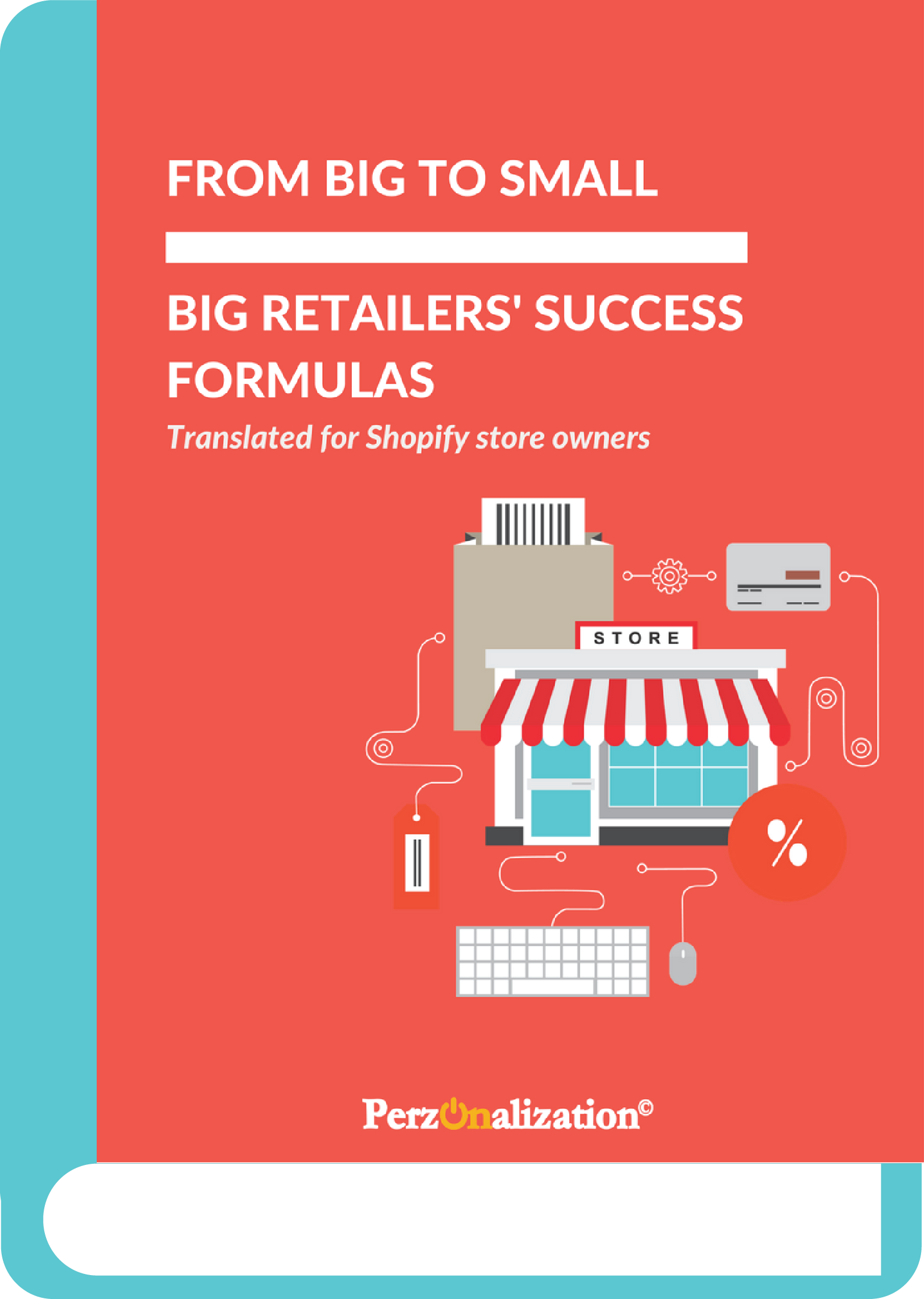 Big retailers were once small and with the help of effective strategies, they've managed to grow. This is an eBook for the Shopify store owners to get inspiration from the success stories of big players.