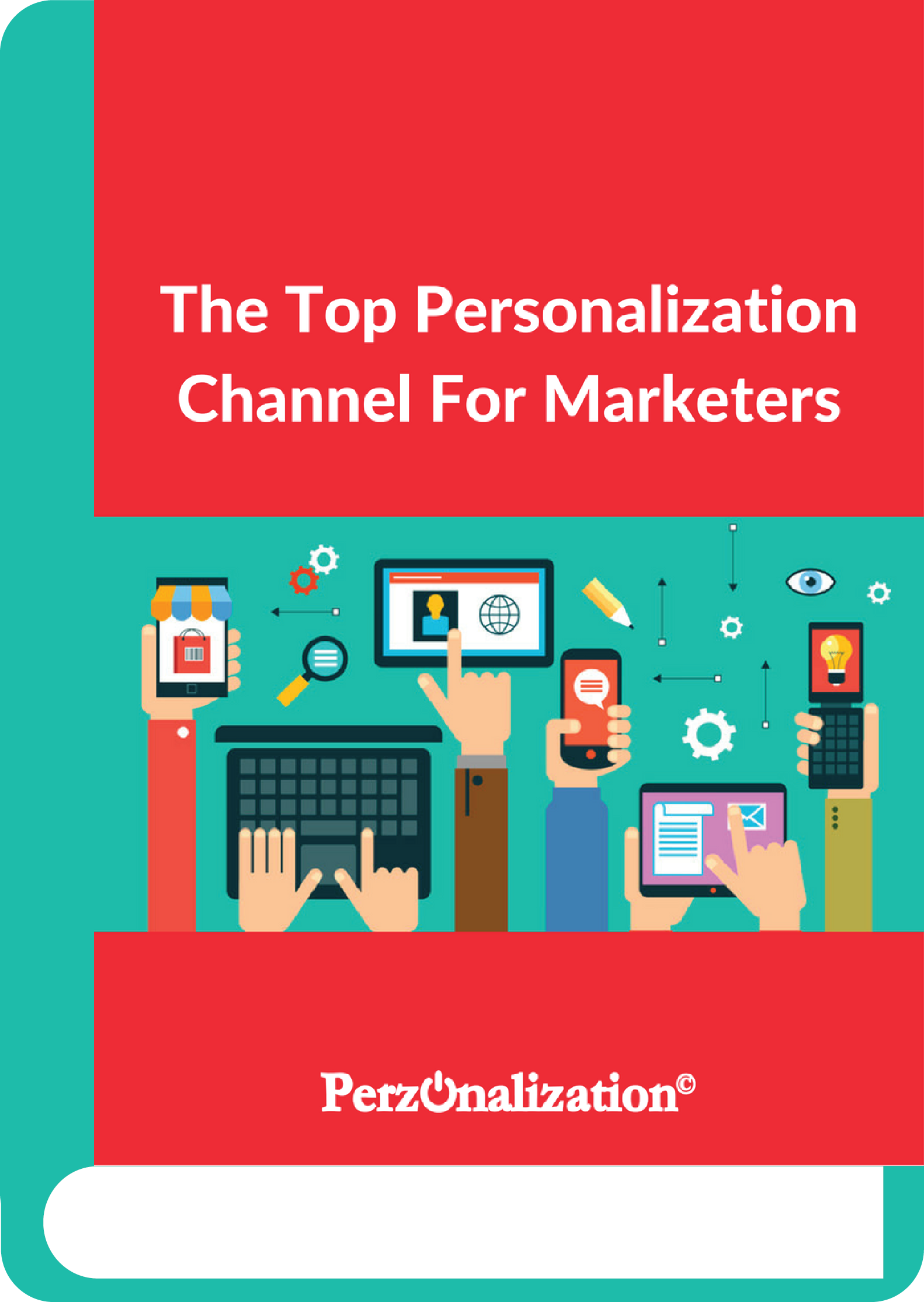 According to a study among retail executives, email is the top personalization channel in the UK. Find out more stats on our free eBook.