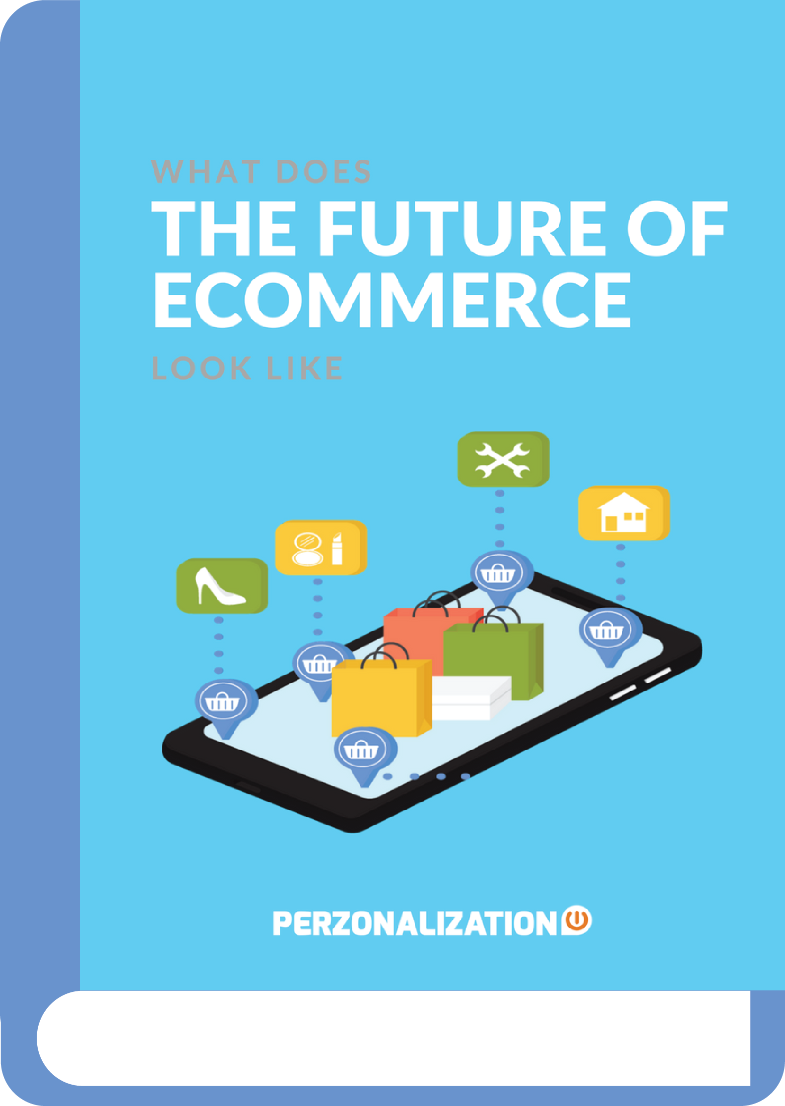 What is the future of eCommerce; or have we reached a point of saturation? The answer is NO. The reason is simple and can be summarized in one argument.