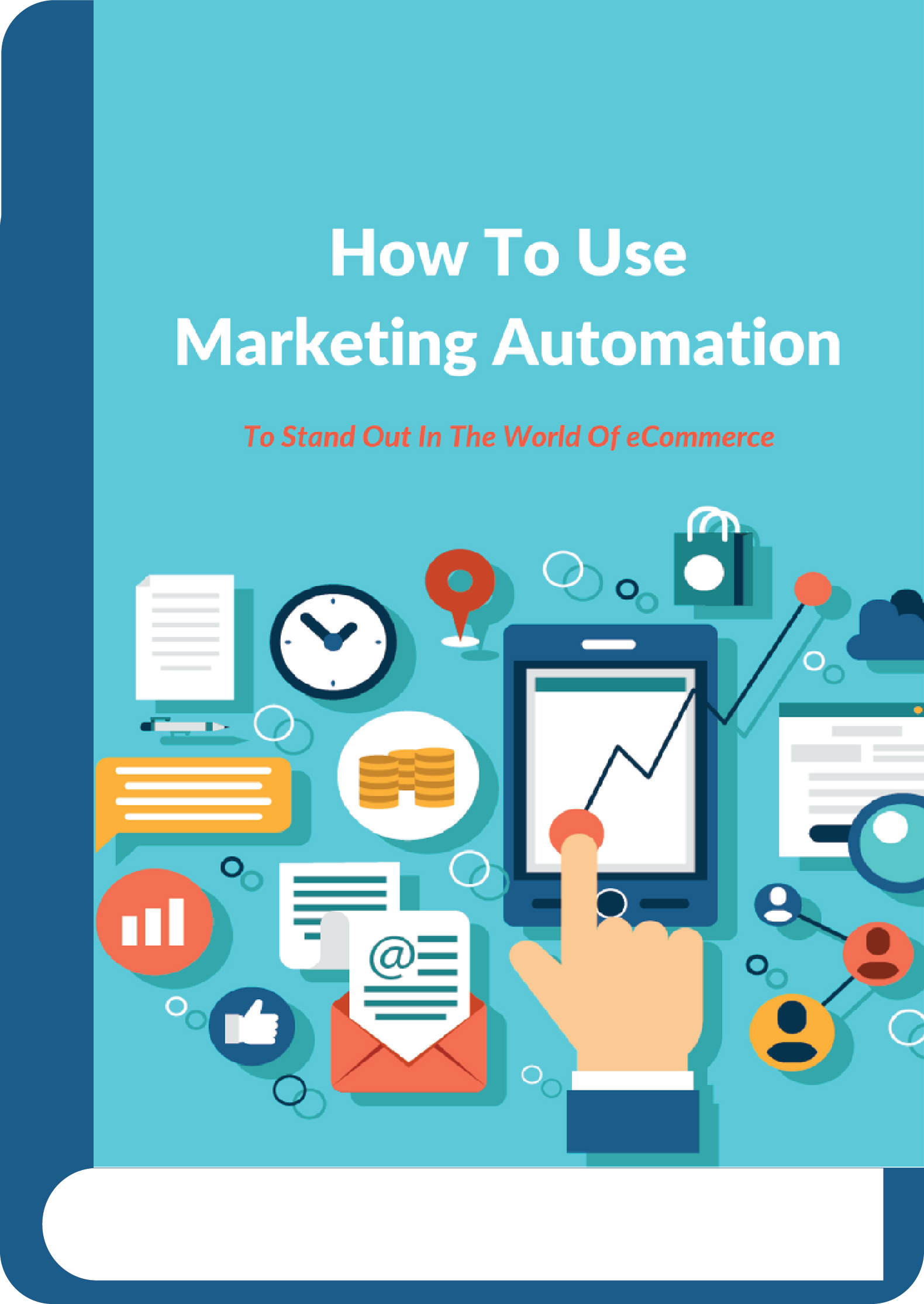 eCommerce businesses both small and large are now making use of marketing automation tools. Discover how you could use marketing automation to boost sales!