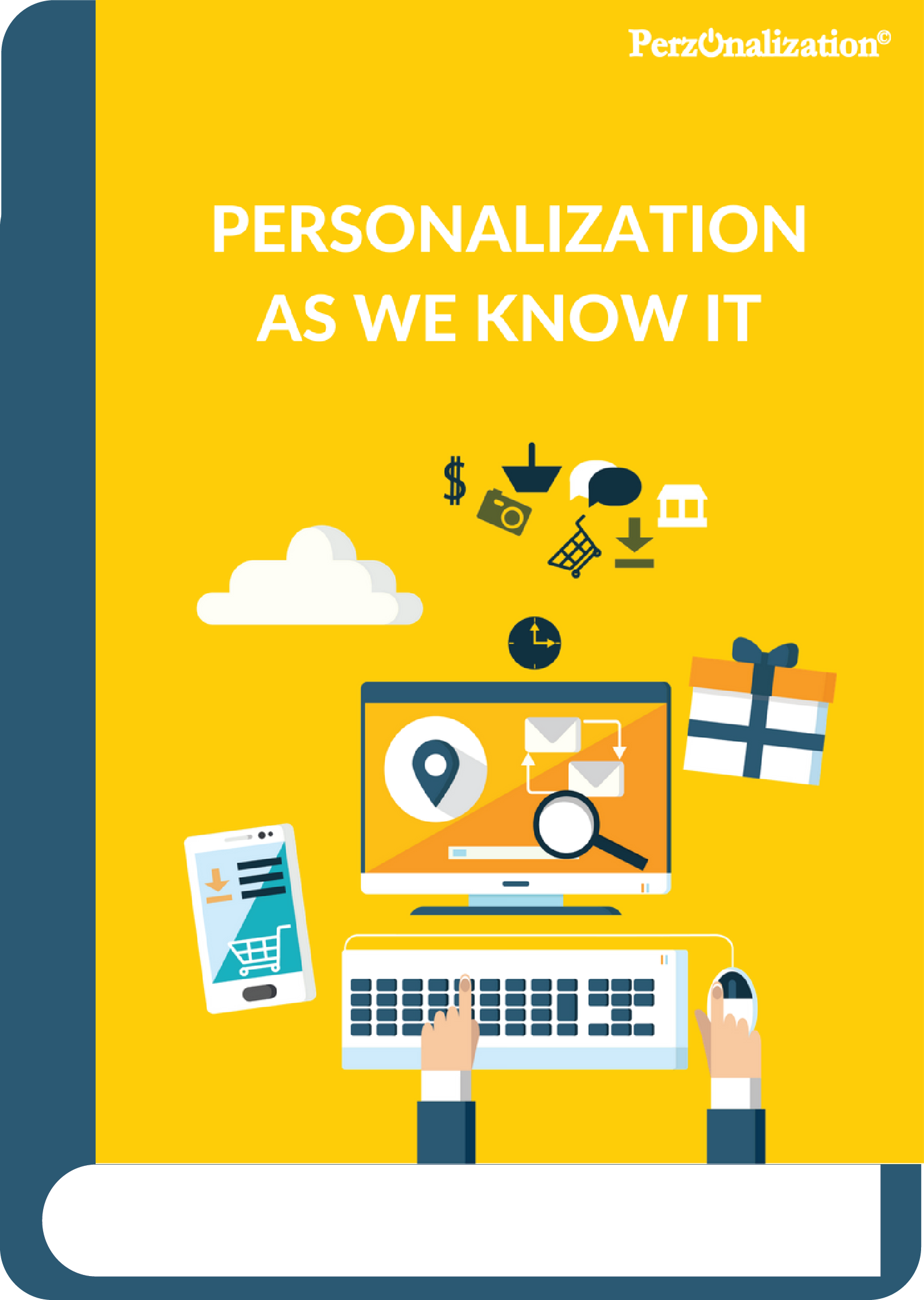 Personalization is creating experiences on web sites or through interactive media that are unique to individuals or segments of consumers. The job of personalization systems is to predict what the visitor is looking for on that page and then choose the most relevant content for her. In this eBook, you're going to discover different types of personalization and how eCommerce websites use this tool.