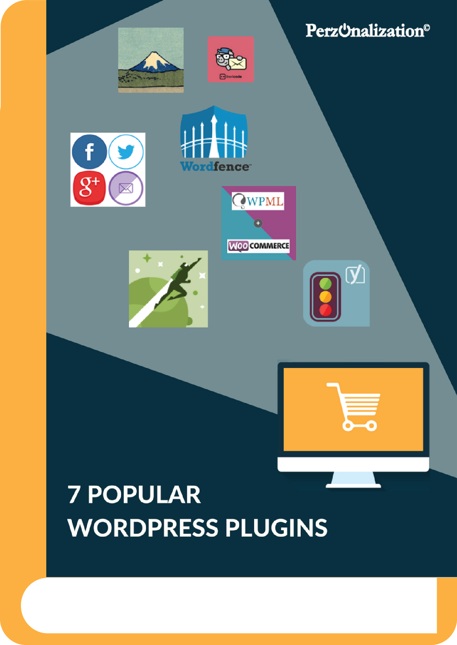Top 7 Popular WordPress Plugins for Successful Blogging Reviews Contact Form 7, Yoast SEO, Jetpack, Wordfence Security, Mailchimp, Social Icons and WPML.