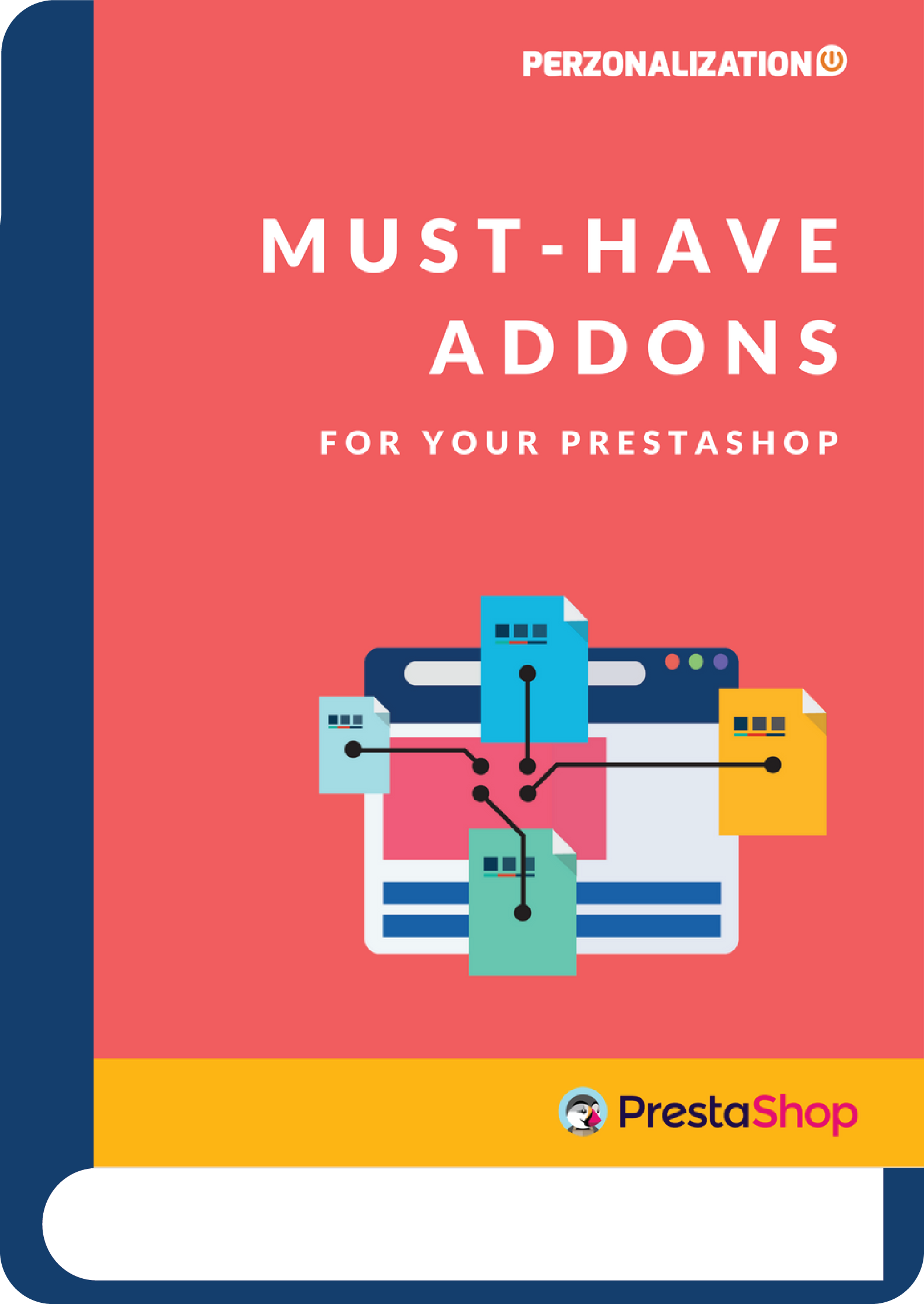 Did you know that PrestaShop addons can help in improving 5 key areas of your eCommerce stores? See our pick of those 5 key areas in our eBook.