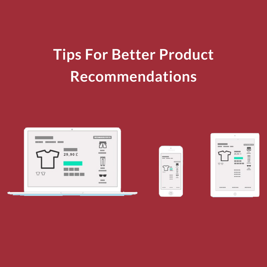 Personalized product recommendations in eCommerce are nothing but processes of filtering information to suggest products of choice to your customers.