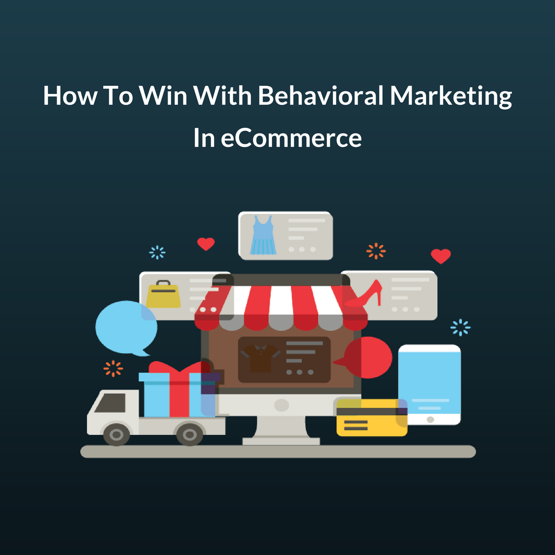 To put it in the simplest words, behavioral marketing in eCommerce is any marketing effort based on your customers behavior online