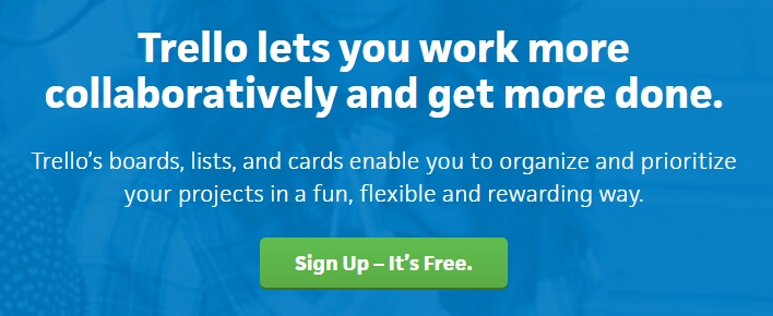 Here is Trello. One of the 7 amazing entrepreneur tools that we think every great online merchant should be using to save them time and money.