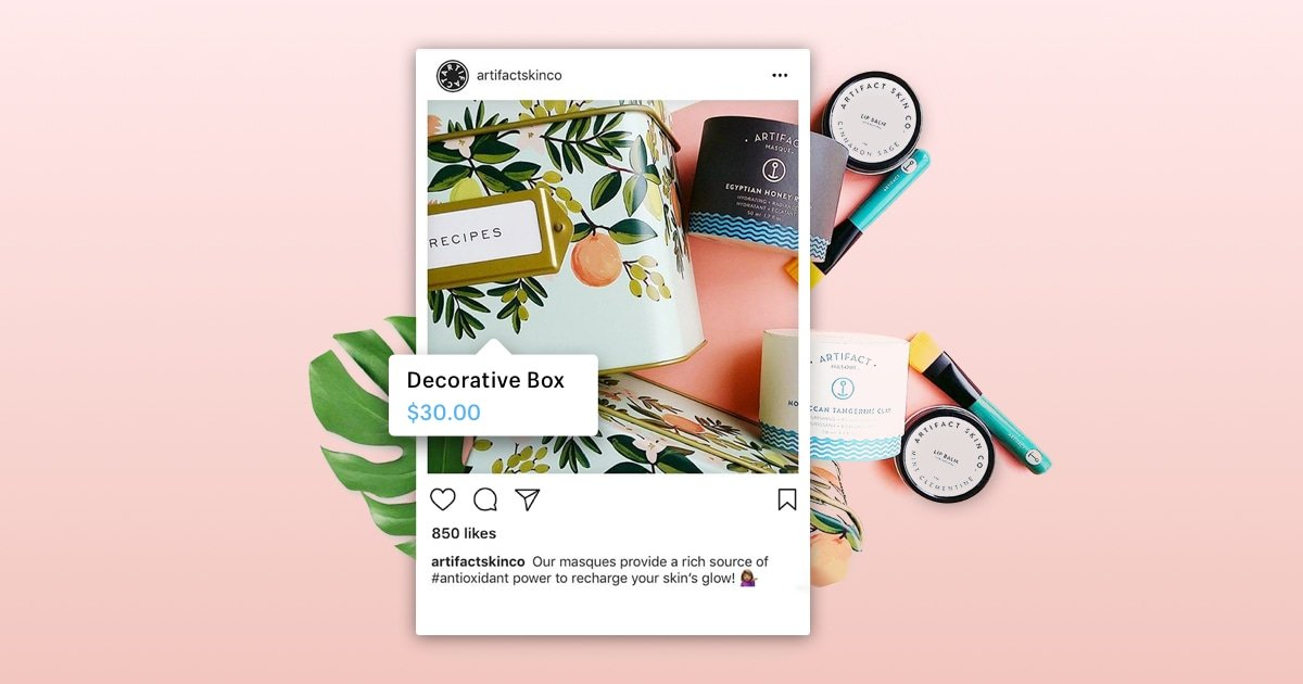 How Does Shopify Work With Facebook And Instagram In 2018?