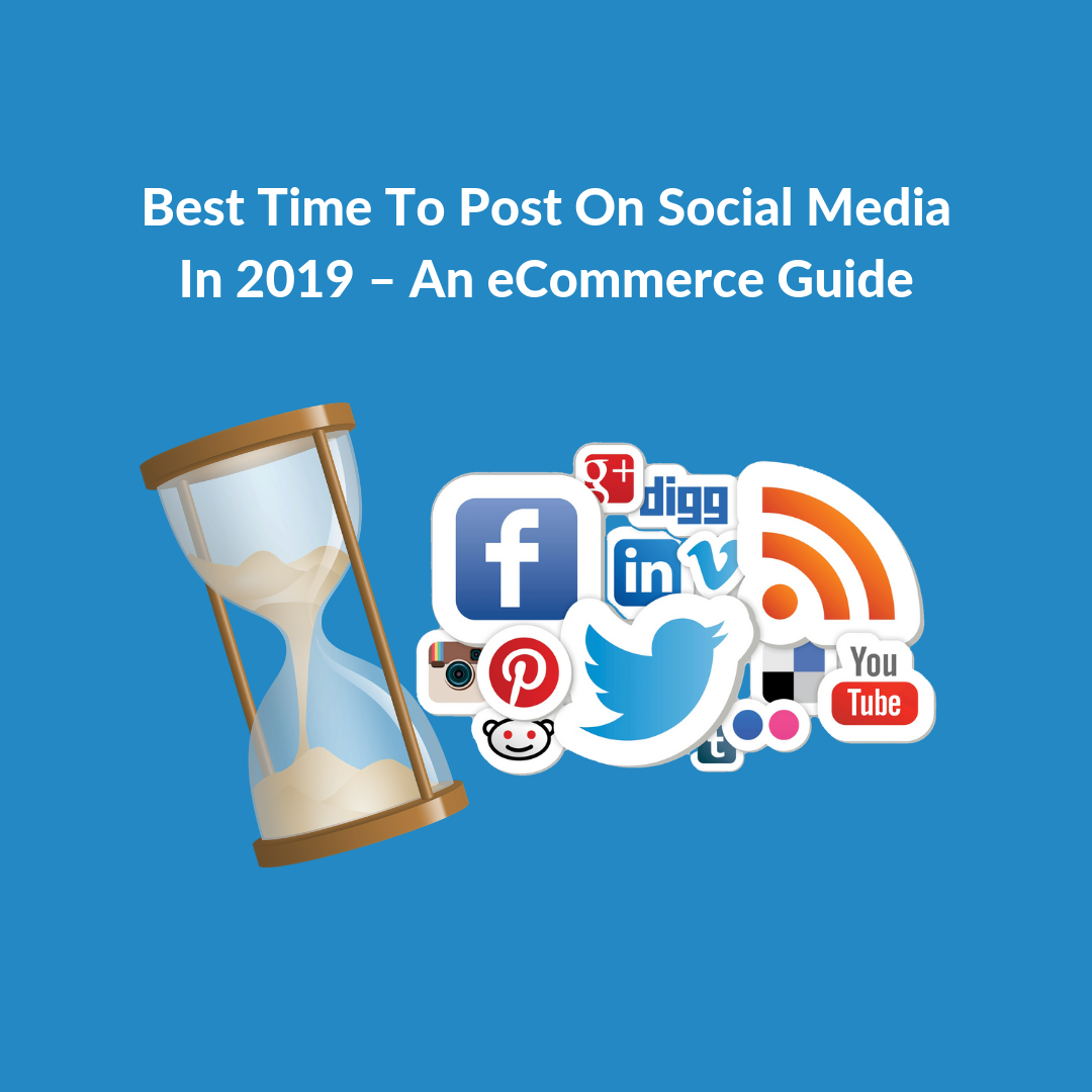 You can use the data provided in this article as a starting point and also monitor, analyze to arrive at your own best time to post on social media in 2019.