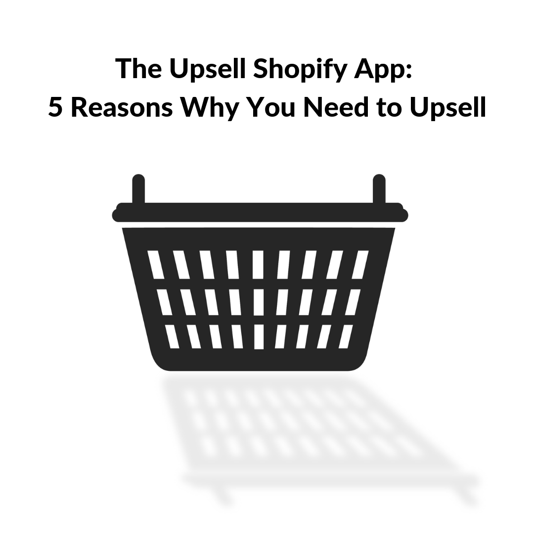 An upsell Shopify app is a kind of ecommerce product recommendation software that motivates your online shoppers to make more expensive purchases.
