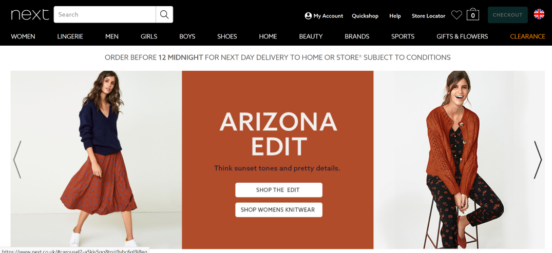 Best Ecommerce Websites Of 2020 Discover And Get Inspired