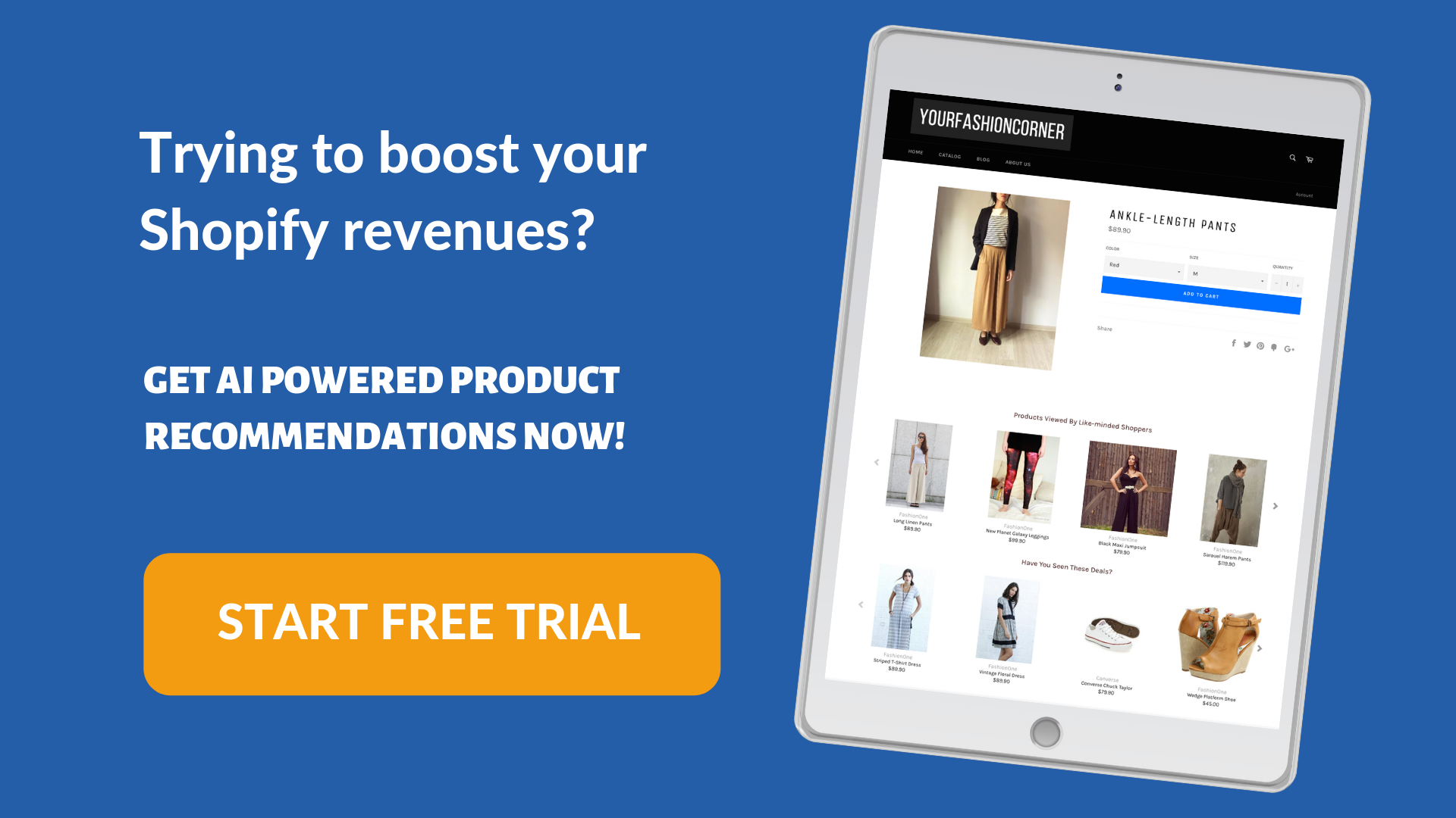 Shopify Turbo Theme - First Shopify Theme With A Focus On