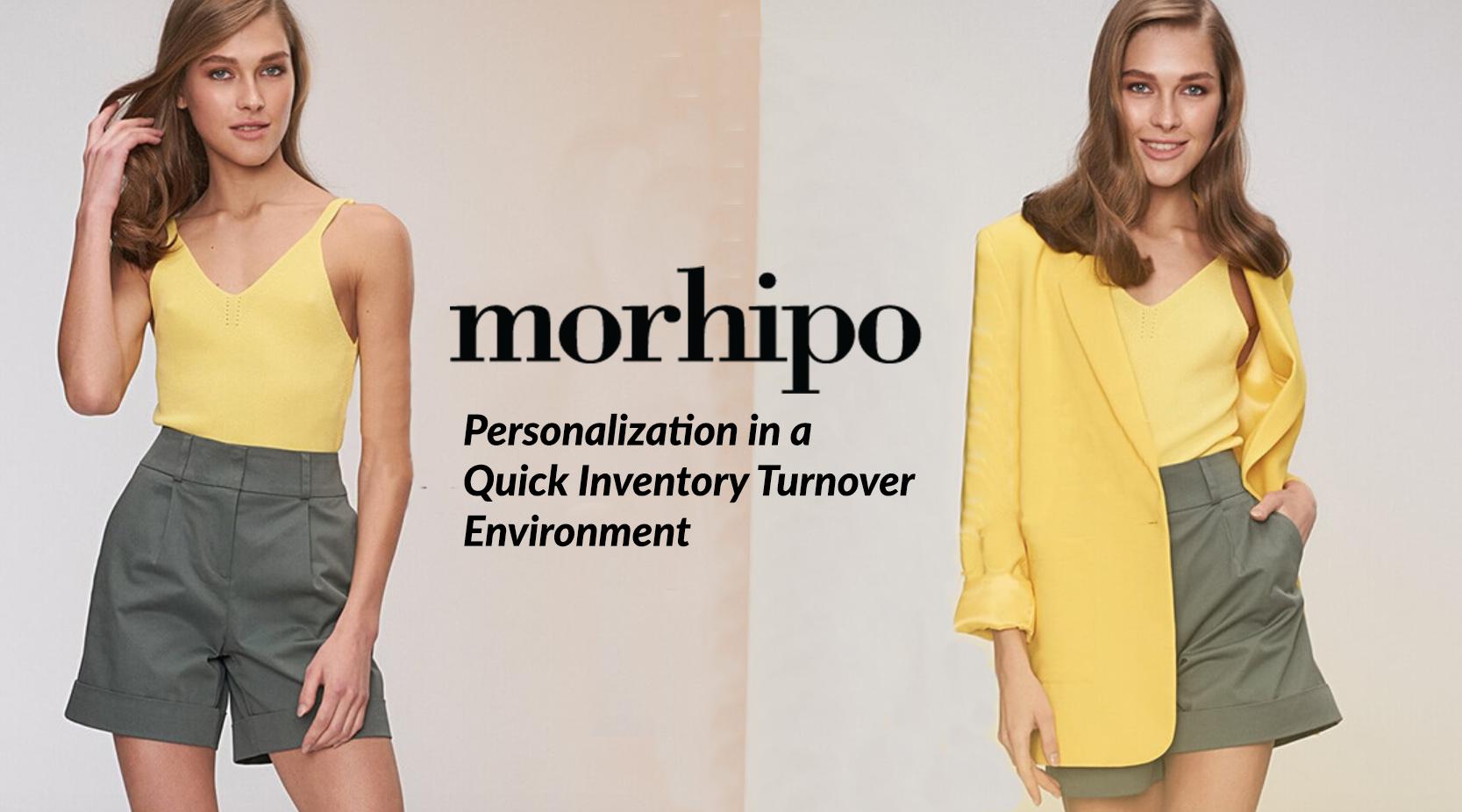 Morhipo.com website - banner2