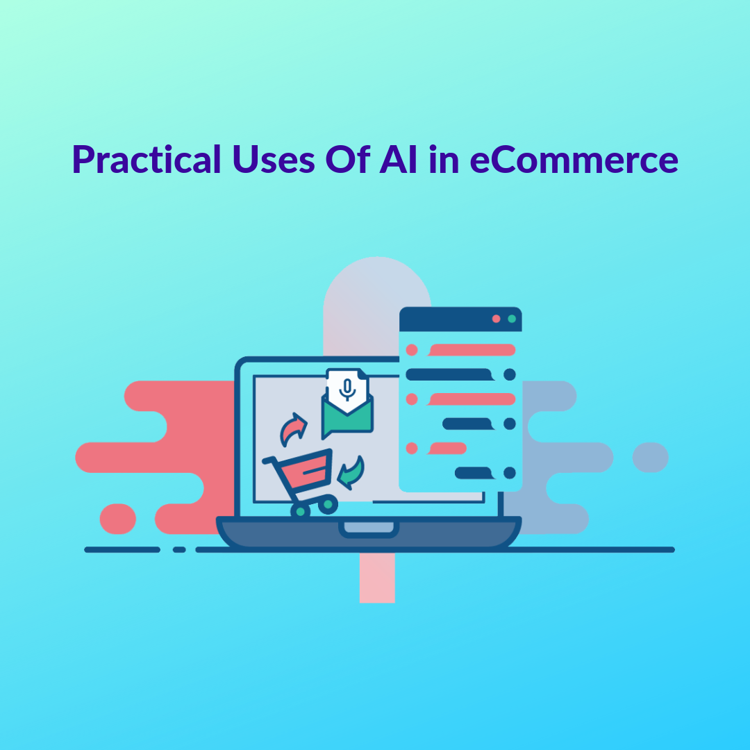 AI in eCommerce is increasing with every passing day, thus the future of artificial intelligence in eCommerce is one worth watching out for.