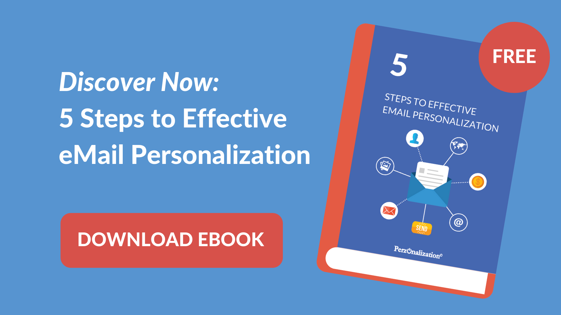 Download free eBook: 5 Steps to Email Personalization