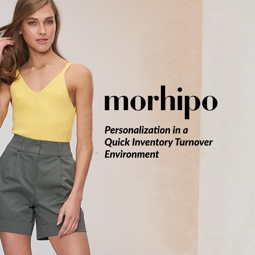Ensuring conversions is tough for flash sales retailers. Learn how Morhipo.com saw 18X growth in recommendation revenues via multi brand personalization.