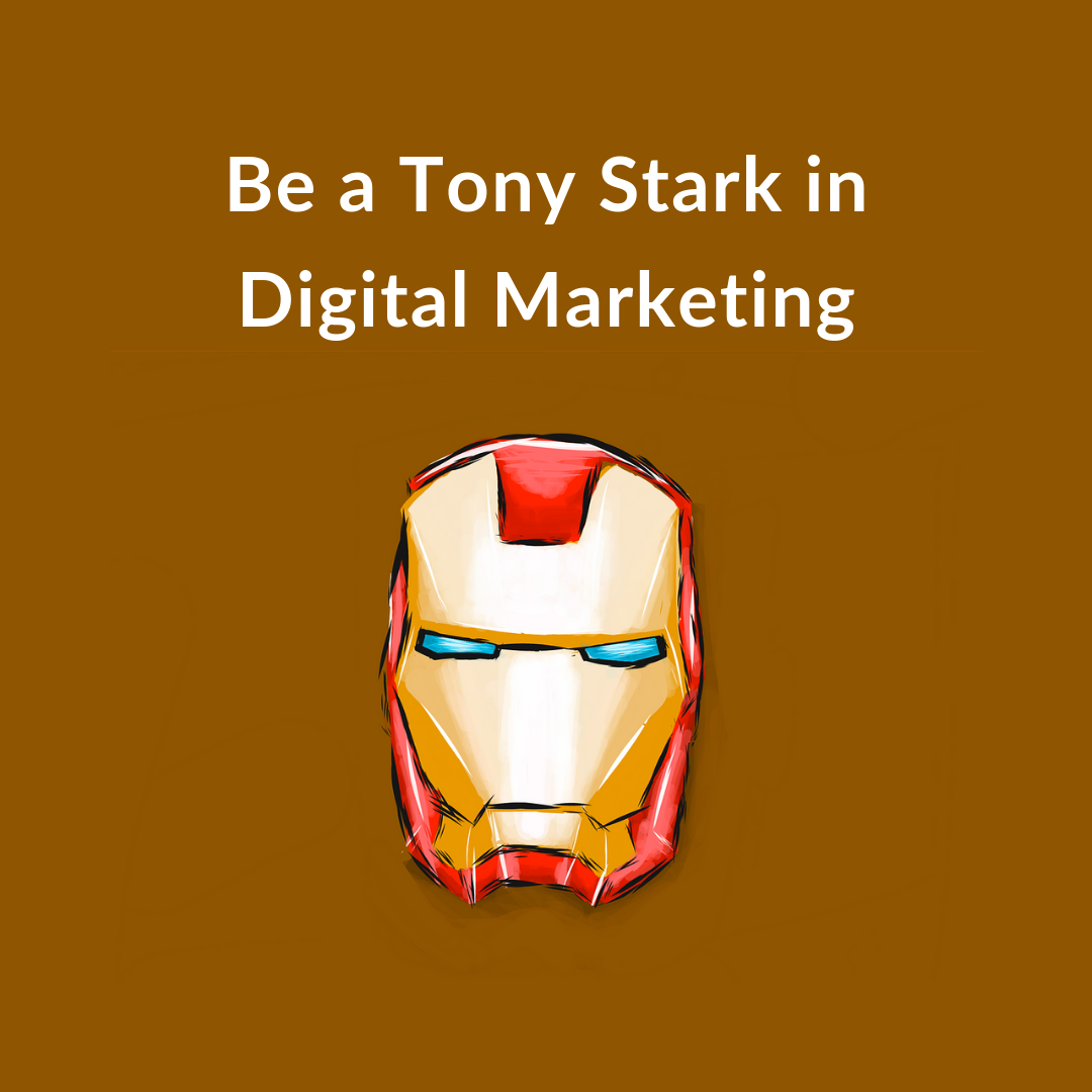 Tony Stark is a powerful business owner and superhero. Wouldn't you love to be like him? Discover what you can learn from Iron Man about marketing strategy.