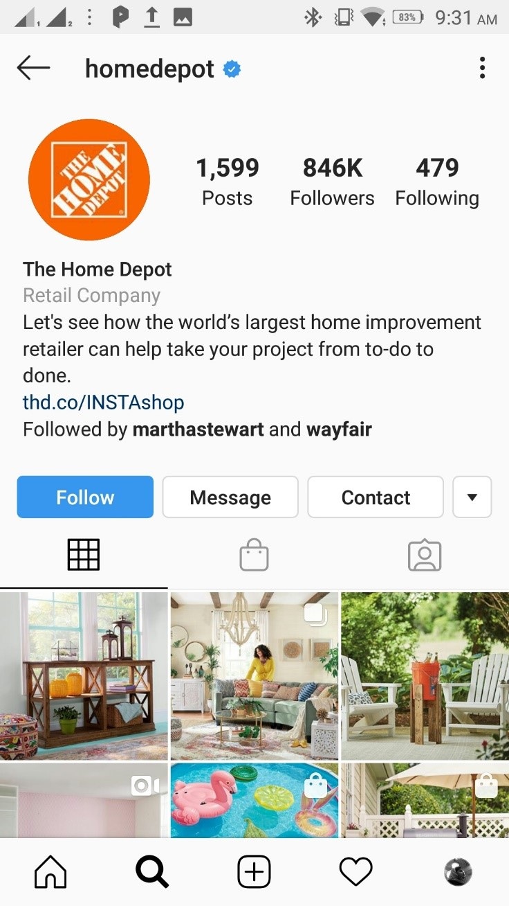 10 Instagram Growth Hacks For eCommerce Stores - Perzonalization