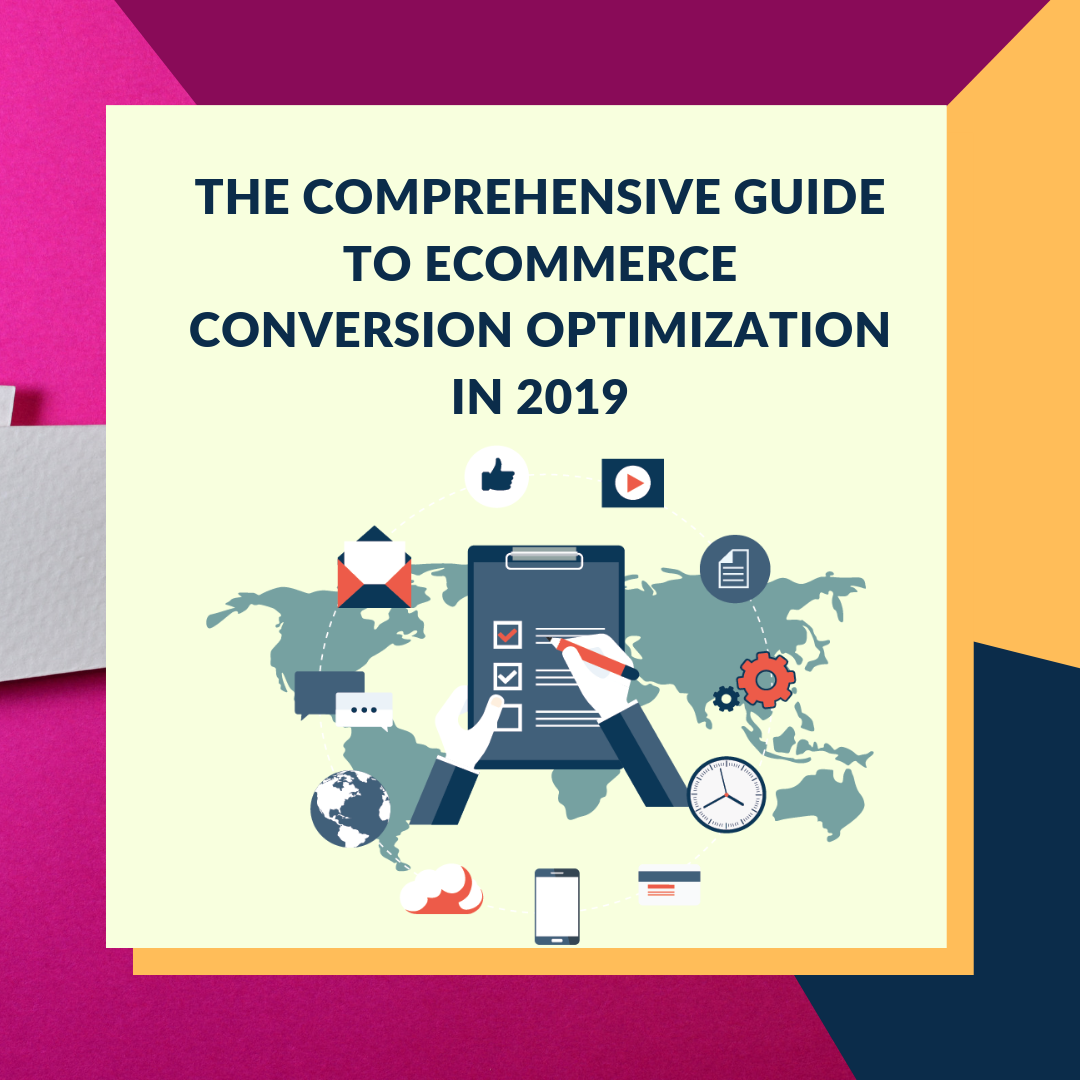 eCommerce conversion optimization is a aggregate of all those techniques and processes which ultimately result in getting more customers and more sales.