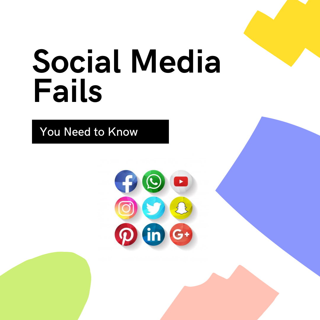 Social media fails can ruin your brand's reputation. This guide will be your best shelter to build a great social media profile for your brand!