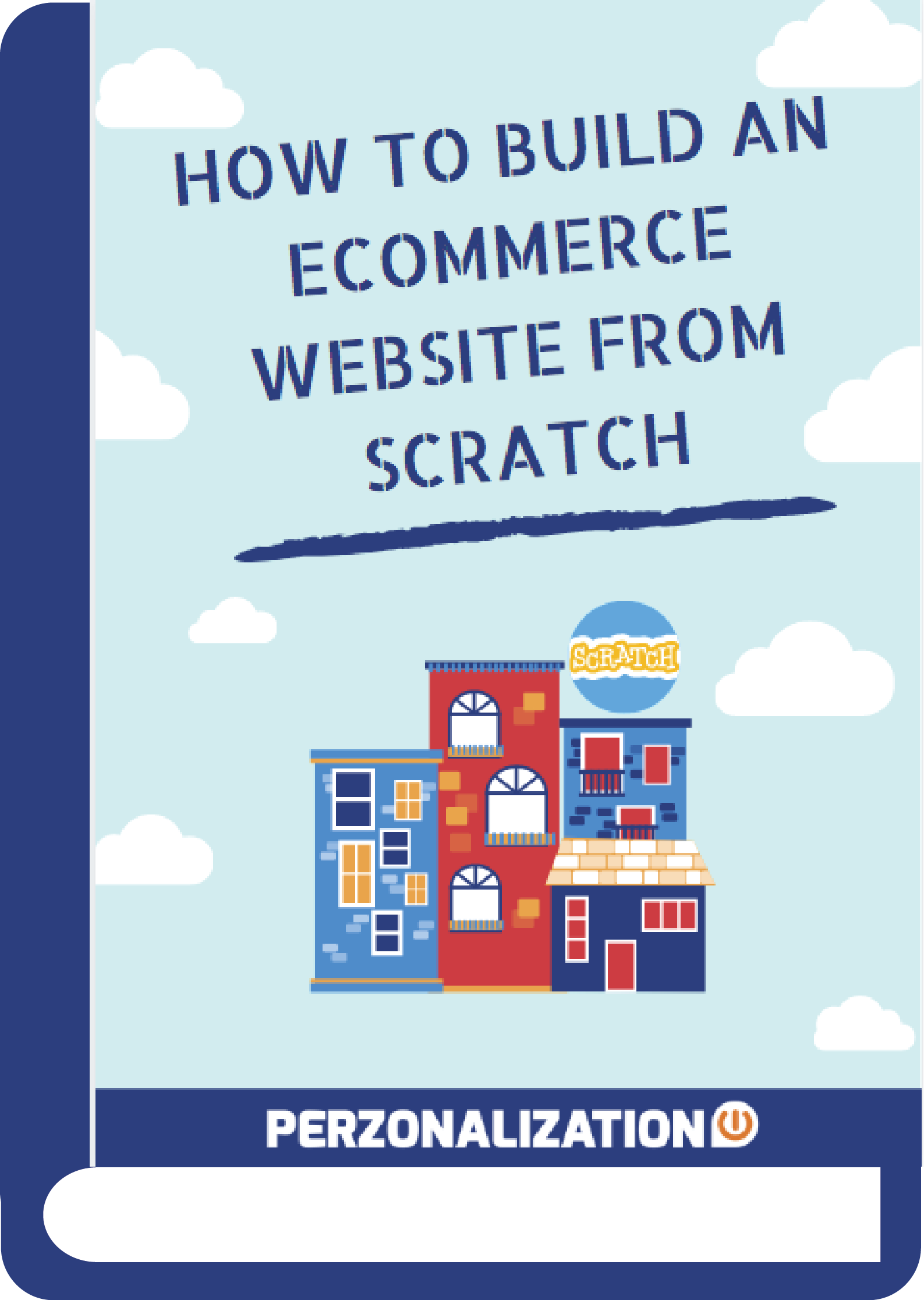 In this free eBook, we have summarised all the relevant information on how to build an eCommerce website from scratch for online entrepreneurs.