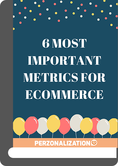 If you are selling online, and you don't have an idea about the metrics for eCommerce, it's like driving with closed eyes! Discover the most important one in this free eBook!