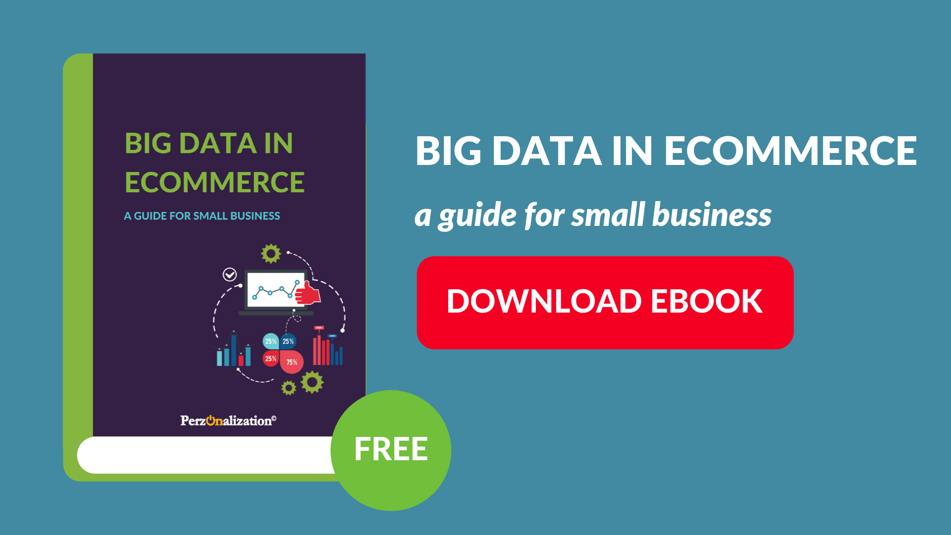 Download free eBook: Big data eCommerce small business popup